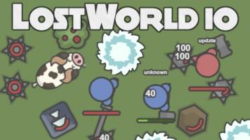 LostWorld io | Лост Ворлд ио