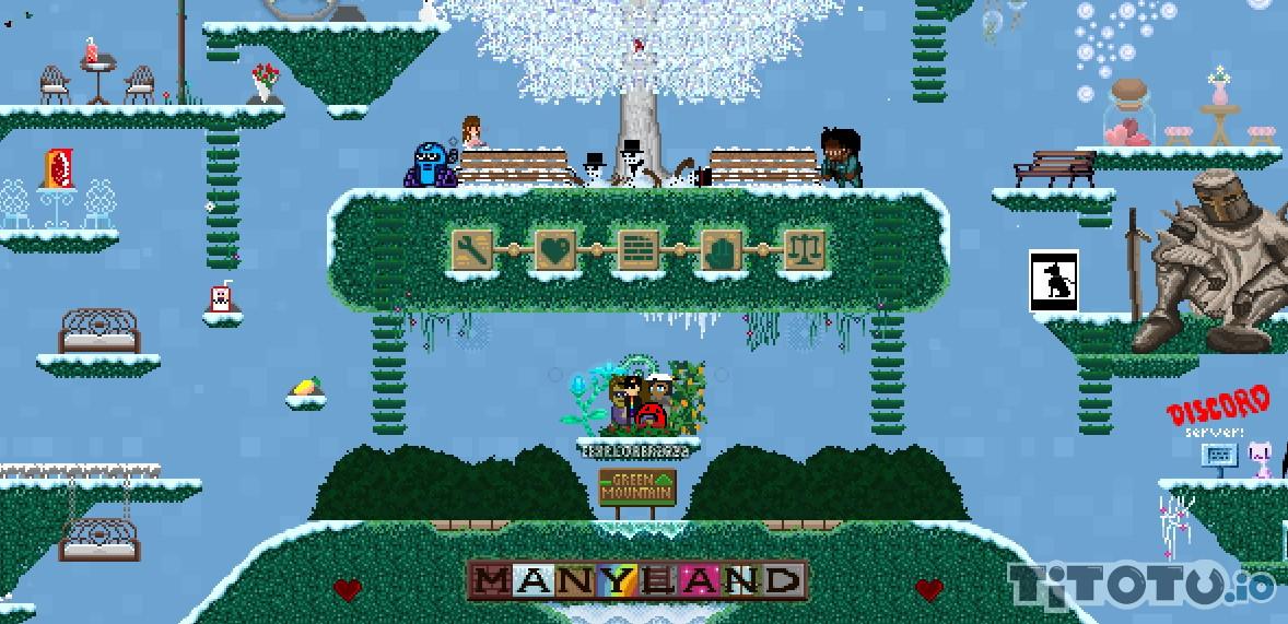 Manyland io