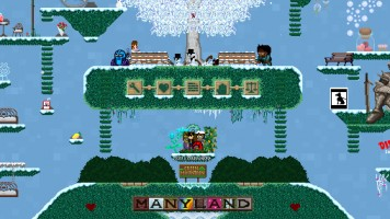 Manyland io — Play for free at Titotu.io