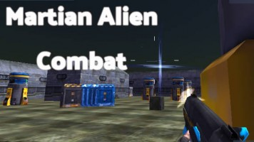 Martian Alien Combat — Play for free at Titotu.io