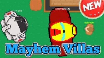 Mayhem Villas | Вилла Зомби — Играть бесплатно на Titotu.ru