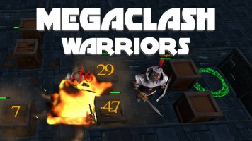 Megaclash Warriors League | Мегаклэш ио