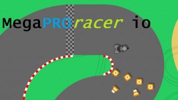 Mega Pro Racer io | Рейсер ио