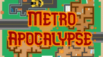 Metro Apocalypse io — Play for free at Titotu.io