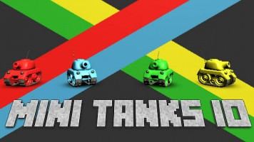 Mini Tanks io: Мини танки ио