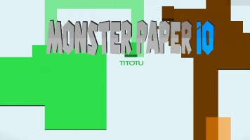 Monster Paper io — Titotu'da Ücretsiz Oyna!