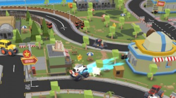Monster Truck io — Play for free at Titotu.io