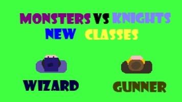 Monsters Vs Knights — Play for free at Titotu.io