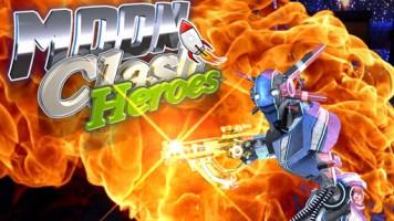 Moon Clash Heroes | Стрелялка на Луне