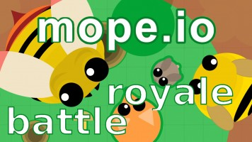 Mope io Battle Royale — Play for free at Titotu.io