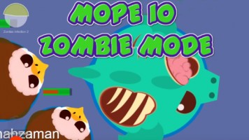Mope io Zombie Mode — Play for free at Titotu.io