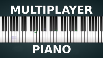 Multiplayer Piano: Пианино ио