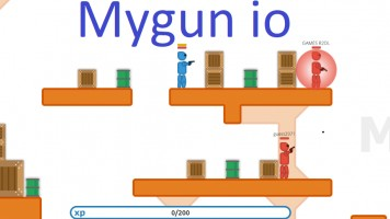 Mygun io — Play for free at Titotu.io