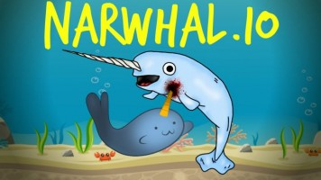 Narwhale io — Play for free at Titotu.io