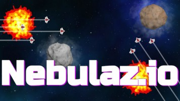 Nebulaz io — Play for free at Titotu.io