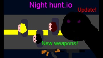 Night Hunt io | Найт Хант ио