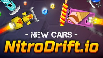Nitrodrift io | Нитродрифт ио — Играть бесплатно на Titotu.ru