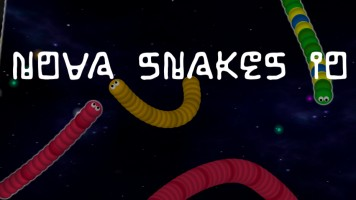 NovaSnakes io — Play for free at Titotu.io