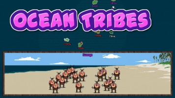 Ocean Tribes io — Play for free at Titotu.io