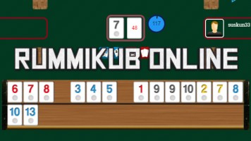Rummikub Online — Play for free at Titotu.io