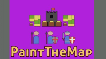 Paint The Map io — Play for free at Titotu.io