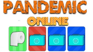 Pandemic Online — Play for free at Titotu.io