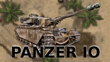 Panzer io — Play for free at Titotu.io