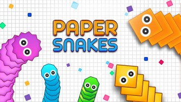Paper Snakes io
