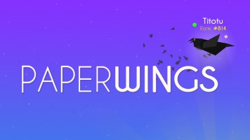 Paper wings — Play for free at Titotu.io