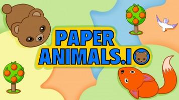 PaperAnimals io: PaperAnimals io