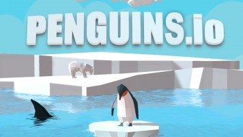 Penguin io — Play for free at Titotu.io