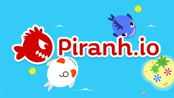 Piranh io — Play for free at Titotu.io