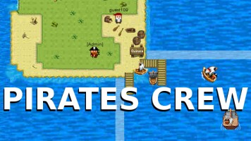 Pirates Crew | Корсары ио — Играть бесплатно на Titotu.ru