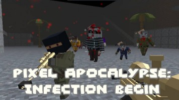 Pixel Apocalypse: Infection Begin — Play for free at Titotu.io