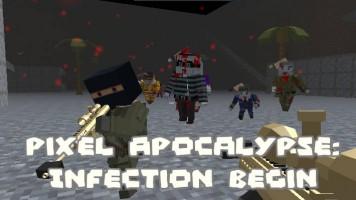 Pixel Apocalypse: Infection Begin — Jogue de graça em Titotu.io