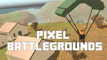 Pixel Battlegrounds io: Pixel Battlegrounds io
