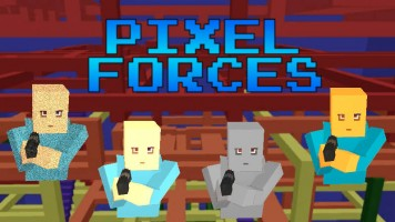 Pixel Forces io — Play for free at Titotu.io