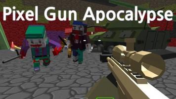 Pixel Gun Apocalypse | Пиксель Ган Апокалипсис