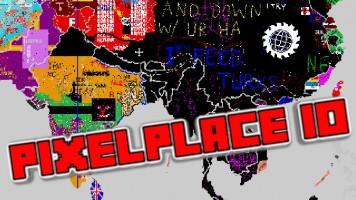Pixelplace io — Play for free at Titotu.io