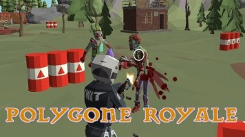 Polygone Royale Shooter — Play for free at Titotu.io