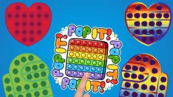 Pop It Fidget: Pop It Fidget