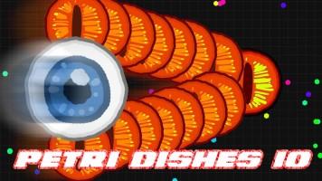 Petri Dish io | Placa de Petri io