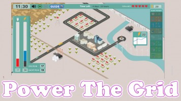 Power The Grid — Play for free at Titotu.io