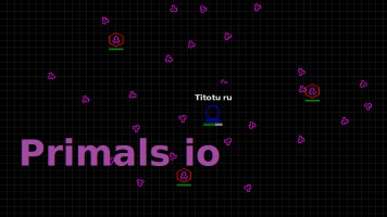Primals io — Play for free at Titotu.io
