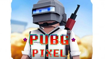 PUBG Pixel — Play for free at Titotu.io