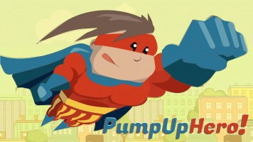 PumpUp Hero | Super Heroi io
