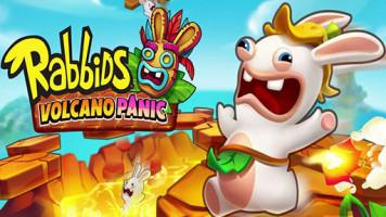 Rabbits Volcano Panic: Кролики вулкан паника