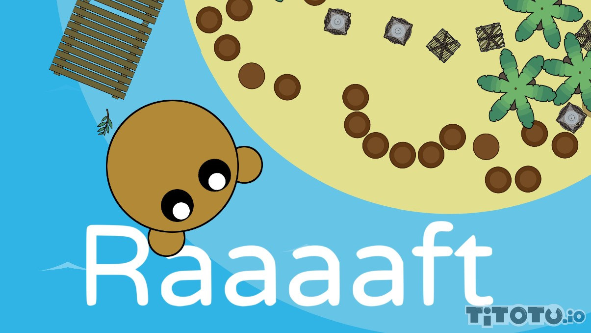 Raft Io Play For Free At Titotu Io