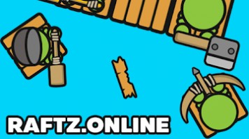 Raftz Online — Play for free at Titotu.io