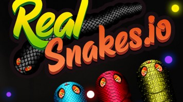 Real Snakes io — Play for free at Titotu.io